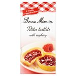 Bonne Maman Petite Tartlets With Raspberry