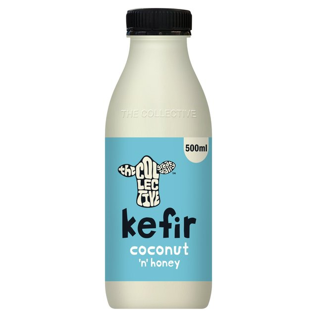 The Collective Kefir Cultured Milk Coconut 'N' Honey