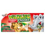Wildlife Strawberry Choobs Yogurt