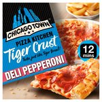 Chicago Town The Pizza Kitchen Deli Pepperoni