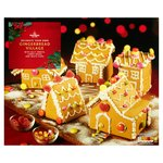 Morrisons Decorate Your Own Christmas Gingerbread Mini Village