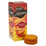Jacob's Savours Sweet Chilli Thins