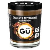 Gu Chocolate & Salted Caramel Velvety Spread