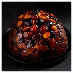 Morrisons The Best Sloe Gin Christmas Pudding