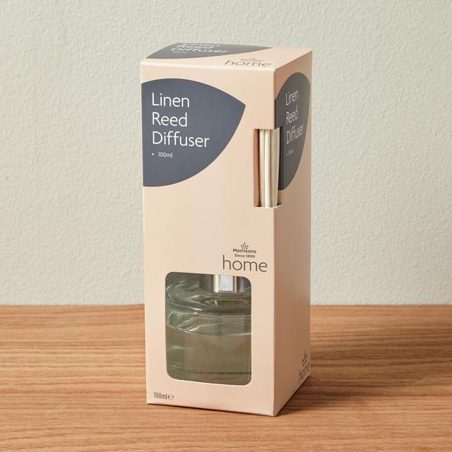 Morrisons Reed Diffuser Linen