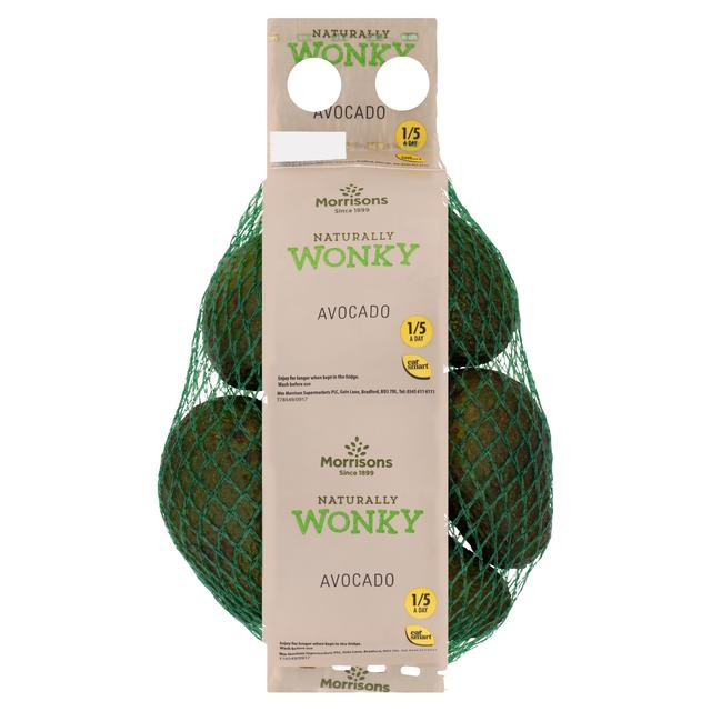 Morrisons Naturally Wonky Avocado
