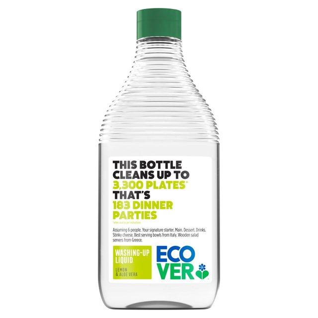 Ecover Lemon & Aloe Vera Washing Up Liquid