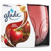 Glade Candle Spiced Apple & Cinnamon