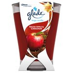 Glade Large Candle Spiced Apple & Cinnamon