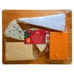 Morrisons Festive Cheese Board