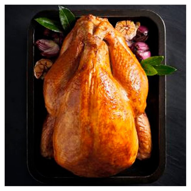 Morrisons The Best Free Range Whole Bronze Turkey - Medium