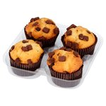 Cake Basket Chocolate Chip Muffins