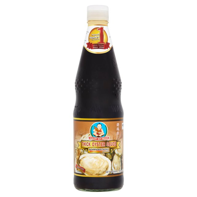 Healthy Boy Brand Thick Oyster Sauce