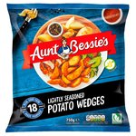 Aunt Bessie's Homestyle Salt & Cracked Black Pepper Potato Wedges