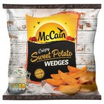 McCain Crispy Sweet Potato Wedges