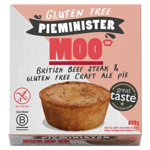 Morrisons: Pieminister Gluten Free Moo British Beef Steak ...