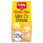 Schar Gluten Free Mini C'S Cheese