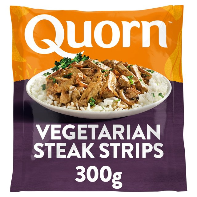 Quorn Vegetarian Steak Strips