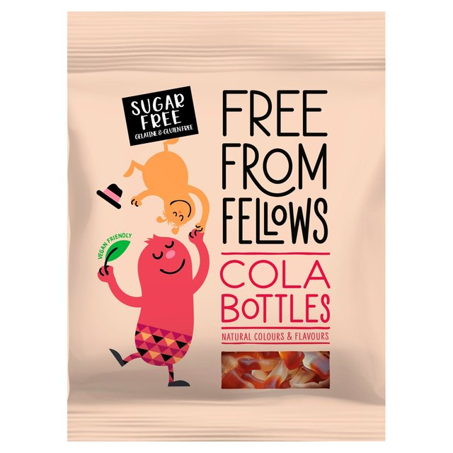 Free From Fellows Sugar Free Cola Bottles