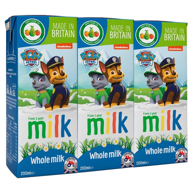 Image result for paw patrol milk