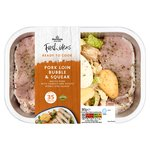 Morrisons Fresh Ideas Ready To Cook Pork Bubble & Squeak