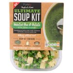 Pureety Made At Home Soup Kit Minted Pea & Potato With Greek Yoghurt