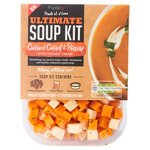 Pureety Made At Home Soup Kit Curried Carrot & Parsnip With Creme Fraiche