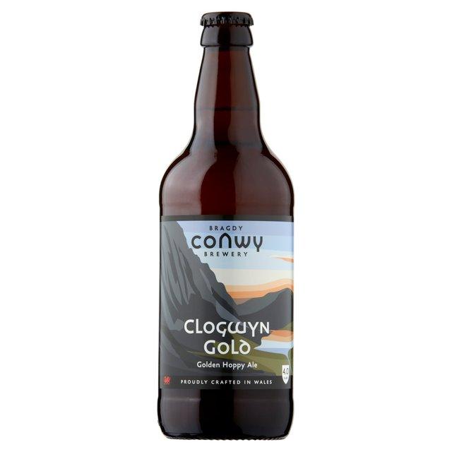 Clogwyn Gold 4%