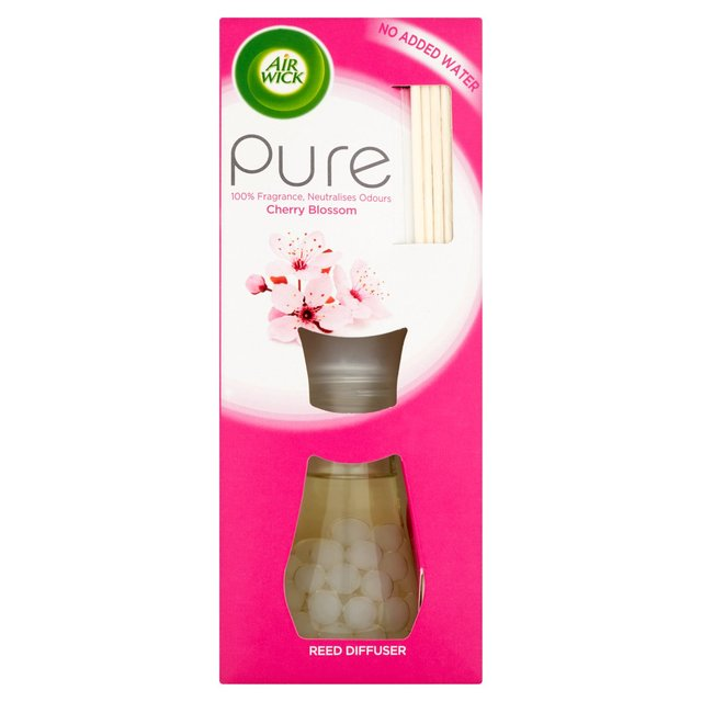 Air Wick Pure Reed Diffuser Cherry Blossom