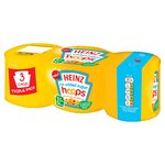 Heinz No Added Sugar Hoops Triple Pack
