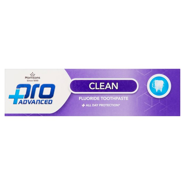 Morrisons Pro Advanced Clean Toothpaste