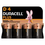 Duracell Plus Power D
