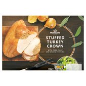 Morrisons Stuffed Turkey Crown