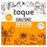 Toque Gin & Tonic Spiced Infusion