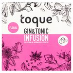 Toque Gin & Tonic Floral Infusion