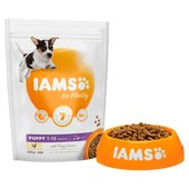 Iams For Vitality Puppy Dog Food With Fresh Chicken