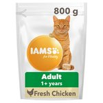 Iams For Vitality Adult 1+ Years With Fresh Chicken