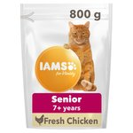 Iams For Vitality Senior 7+ Years With Fresh Chicken