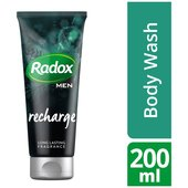 Radox Men 12H Scent Touch Recharge 2 -In-1