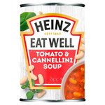 Heinz Eat Well Tomato & Cannellini Bean Soup