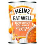 Heinz Eat Well Spiced Butternut Squash & Chickpea Soup