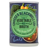 Crosse & Blackwell Best Of British Vegetable Broth