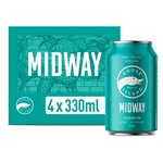 Goose Island Beer Co. Goose Midway Session Ipa (Abv 4.1%)