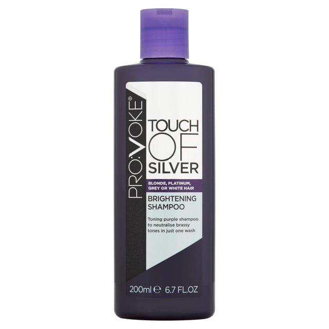PROVOKE Touch Of Silver Brightening Purple Shampoo