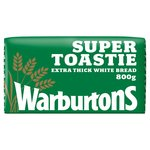 Warburtons  Super Toastie  White Loaf