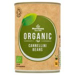 Morrisons Organic Cannellini Beans In Water