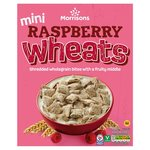 Morrisons Raspberry Fruit Wheats
