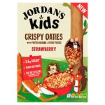 Jordans Grin-ola Strawberry 400G