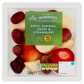Morrisons Apple, Banana, Grape & Strawberry