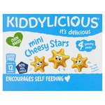 Kiddylicious Mini Cheesy Stars